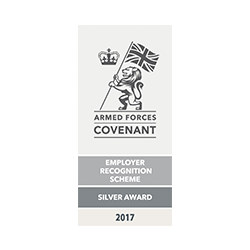 Employee Recognition - Silver Award 2017