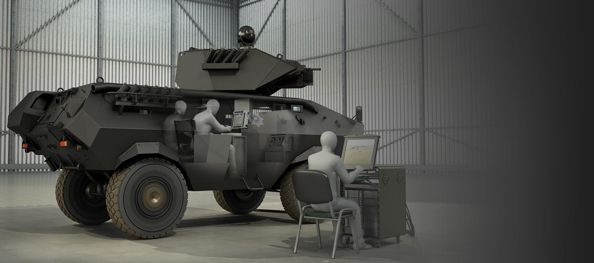 Condor Vehicle