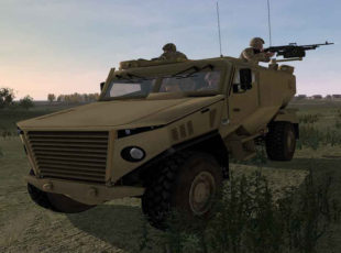 Simulator Helps Troops Gear up for Foxhound