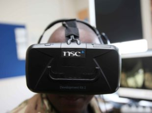 VIRTUAL REALITY POWERS-UP EMPLOYEE SAFETY